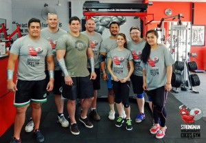 strongman crew Strongman Saturday training