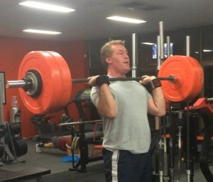 Strength training for older adults