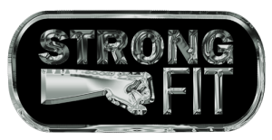 Logo for Strongfit the company behind Strength Quest