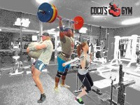 Coco's gym best strength and conditioning gym in the Gold-Coast