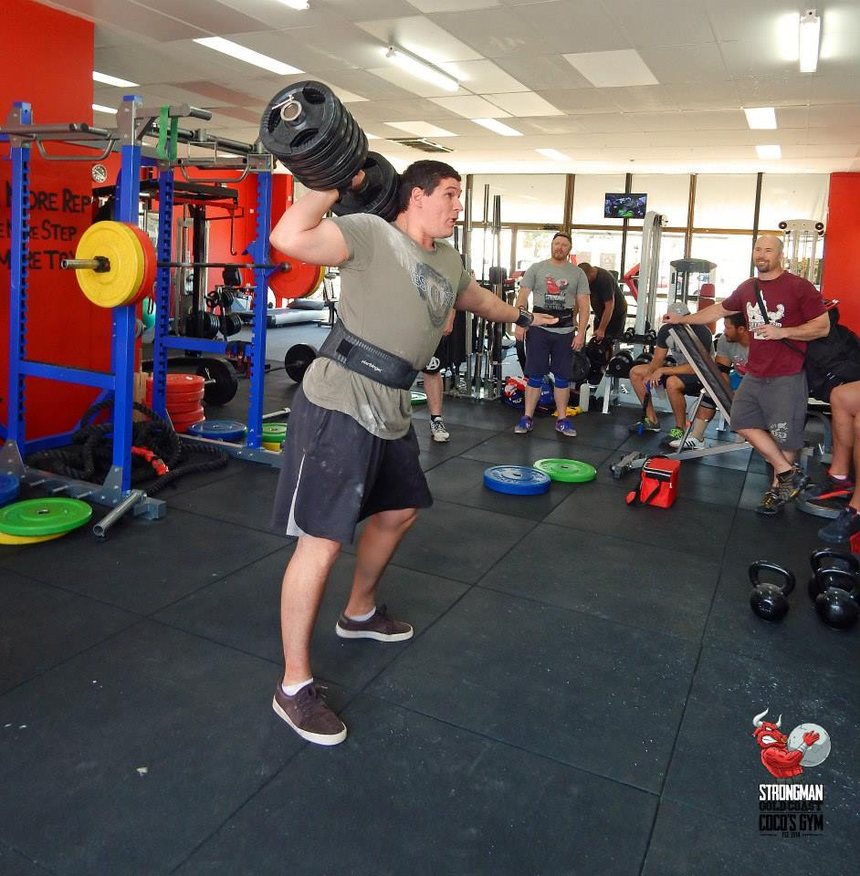 Gym Equipment Gold Coast: Strongman Group Training From 30th August 2014