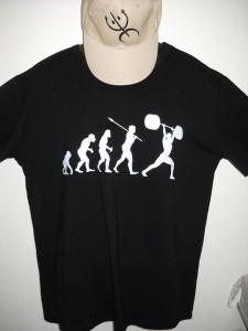 Strength Wear Cap and Evolution T Shirt