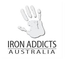 Iron Addicts Australia Logo