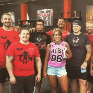 QLD strongman round 1 cocosgym