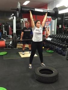 Strongman group training
