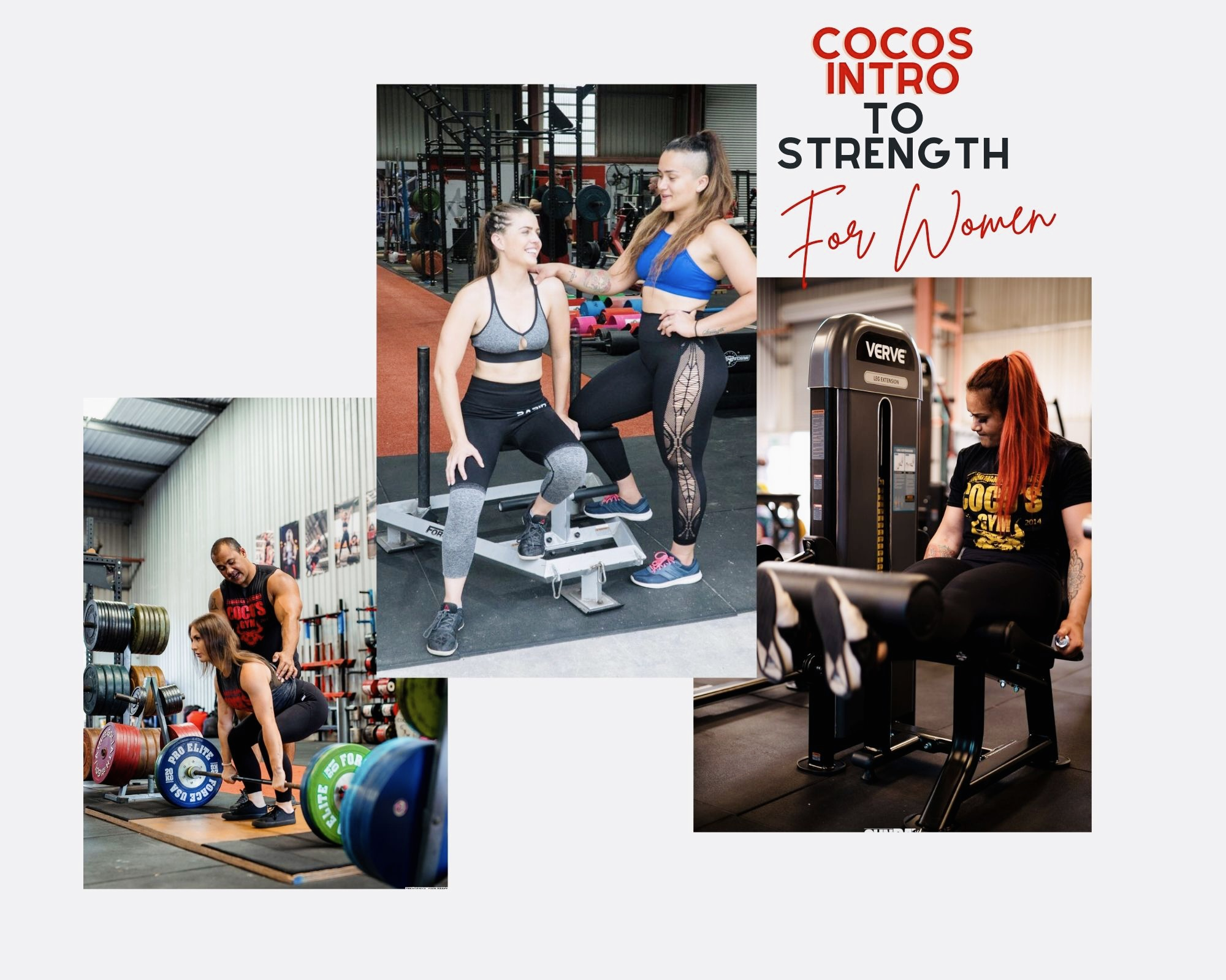 Intro to strength for Women